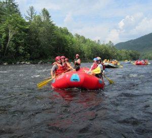 family camping, camping activities