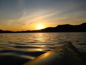 glamping, Adirondack luxury camping, lake